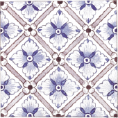 Colored dutch tile 2